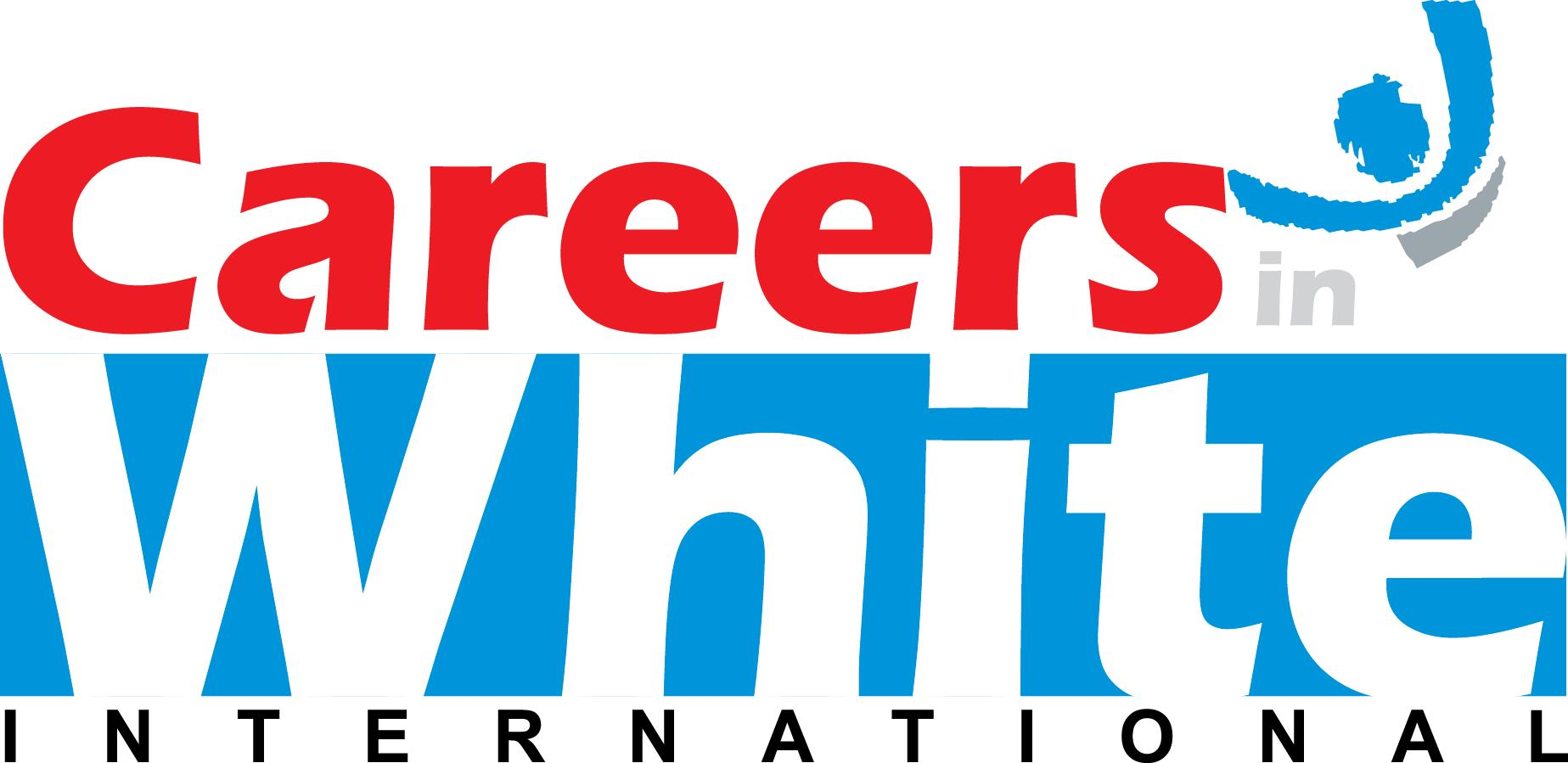 Logo Careers in White
